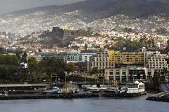Funchal, Madeira island Stock Photos