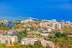 Funchal, Madeira Royalty Free Stock Photography