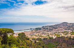 Funchal, Madeira Stock Photo