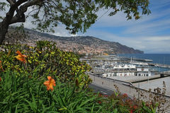 Funchal, Madeira, Portugal Royalty Free Stock Photos