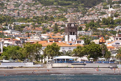 Funchal on Madeira Royalty Free Stock Image
