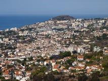 Funchal - Madera Zdjęcia Royalty Free