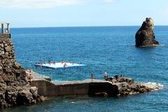Funchal, madera Obraz Royalty Free