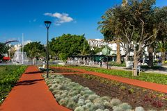 Funchal, Madera Fotografie Stock