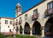FUNCHAL, madera PORTUGALIA, WRZESIEŃ, - 9, 2017: Santa Clara obrazy royalty free