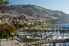 Funchal, Madère Photo stock