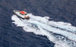 The Funchal Pilot Stock Image