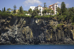 Funchal Town Royalty Free Stock Photo