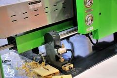 Funcionamento do equipamento de processo de Machnical Imagem de Stock