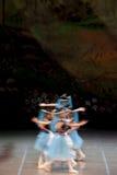 Funcionamiento del ballet de Ade Rayanti Imágenes de archivo libres de regalías