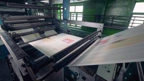 Funcionamiento del equipo de impresión del periódico 4K