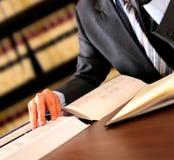 Funcionamiento del hombre de negocios Fotografía de archivo libre de regalías
