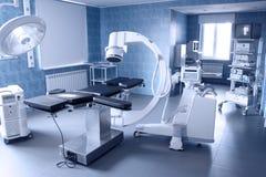 Funcionamiento del hospital Equipamiento médico fotografía de archivo libre de regalías
