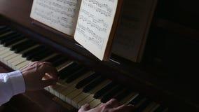 Funcionamiento en el piano metrajes