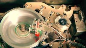 Funcionamiento magnético de la ventaja de la cinta del Vcr del Vhs almacen de metraje de vídeo
