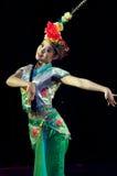 Funcionamientos de la danza de la ópera de China, Pekín Imágenes de archivo libres de regalías