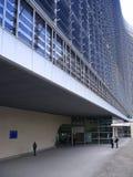 Funcionario 4 de la Comisión Europea Imagen de archivo libre de regalías
