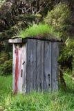 Funcione abaixo do outhouse Fotografia de Stock