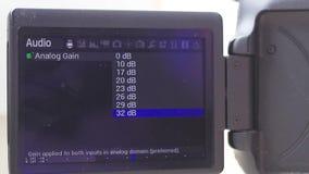 Funciones de la linterna de magia del firmware en la cámara Canon metrajes
