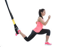 Functional exercises Royalty Free Stock Photography