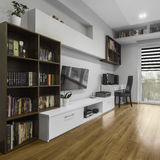 Functional living room Royalty Free Stock Images