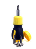 Functional screwdriver Royalty Free Stock Image