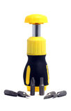 Functional screwdriver Stock Images