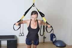 Functional training Stock Photos
