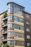 Functionalism style in architecture Stock Photos