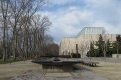 Fundação de Barnes, Philadelphfia, Pensilvânia fotos de stock