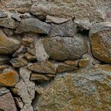 Fundação de pedra Fotos de Stock