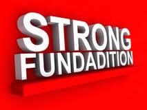 Fundación fuerte libre illustration