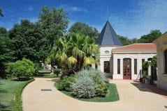 Fundacion del arte ecuestre in Cadiz Royalty-vrije Stock Foto's