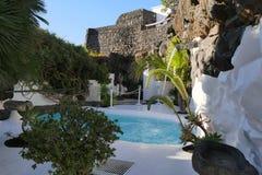 Fundacion Manrique, Lanzarote Immagine Stock Libera da Diritti