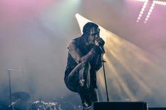 Fundamenteel in Hellfest 2016 royalty-vrije stock foto's