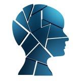 Funderareidéer föreställer kreativitet reflekterar och innovation stock illustrationer