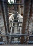 Fundição de aço para o reforço Fotografia de Stock