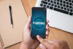 funding Fotografia Stock Libera da Diritti