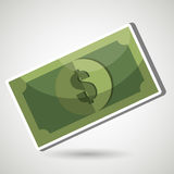 Funding concept design. Vector illustration eps10 graphic Stock Image