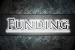 Funding Concept Royalty Free Stock Image