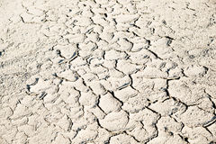 Fundo à terra rachado seco Fotos de Stock