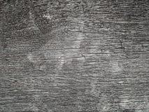 Fundo áspero cinzento de madeira da textura foto de stock royalty free