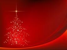 Fundo 01 do Natal Foto de Stock