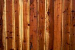 Fundo 2 da cerca do Redwood Imagens de Stock Royalty Free