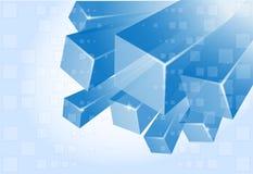 Fundo 3D Foto de Stock Royalty Free