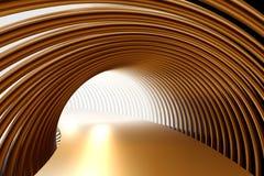 Fundo 3d abstrato Imagens de Stock