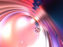 fundo 3D abstrato colorido Imagem de Stock Royalty Free