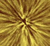 fundo 3d amarelo ilustração stock