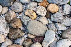 Fundo aéreo da textura das rochas foto de stock royalty free