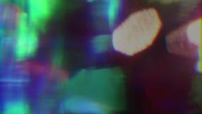 Fundo abstrato à moda, elementos defocused de brilho filme